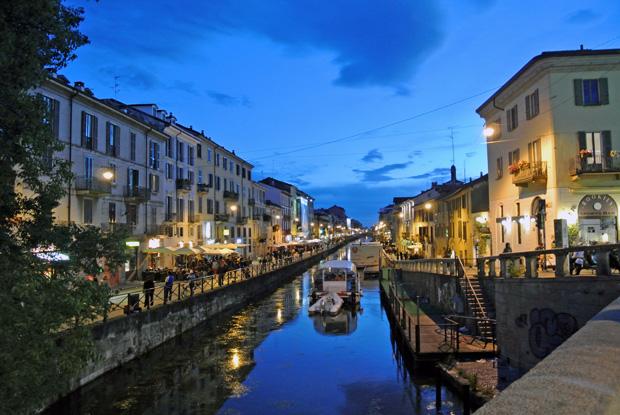 Mailand Navigli
