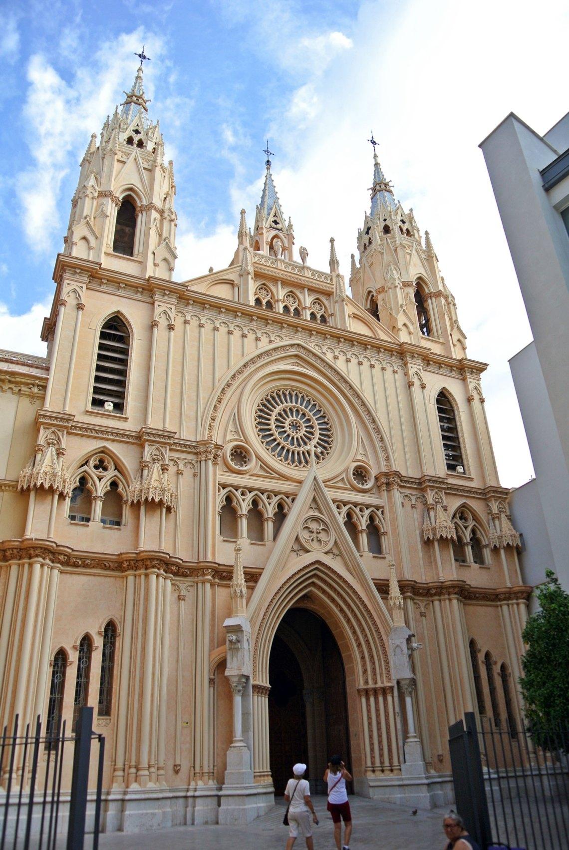 Herz-Jesu-Kirche Malaga