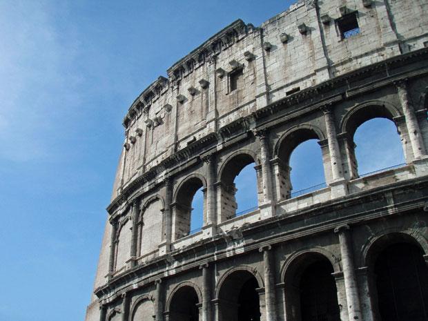 Coloseum in Rom