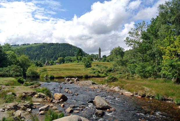 Glendalough Irland