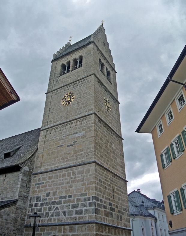 Stadtpfarrkirche in Zell am See