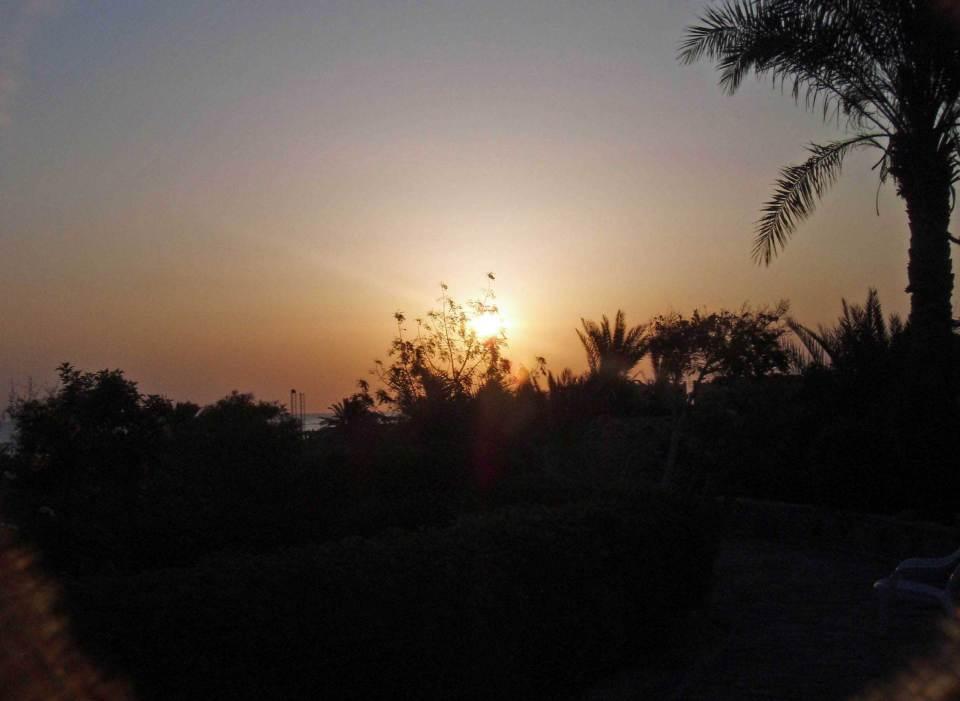 Sonnenuntergang in Marsa Alam