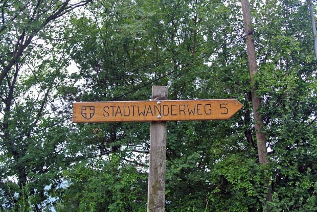 Wiener Stadtwanderweg 5 auf den Bisamberg