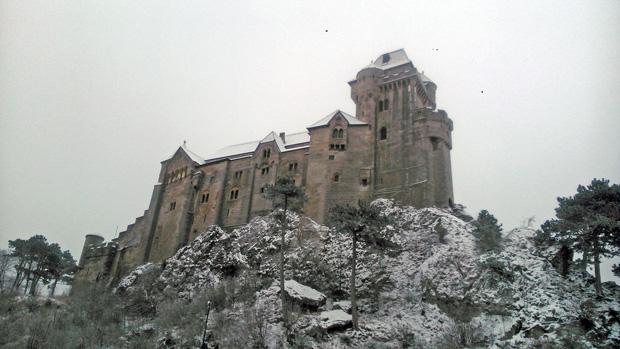 Kalenderberg Burg Liechtenstein
