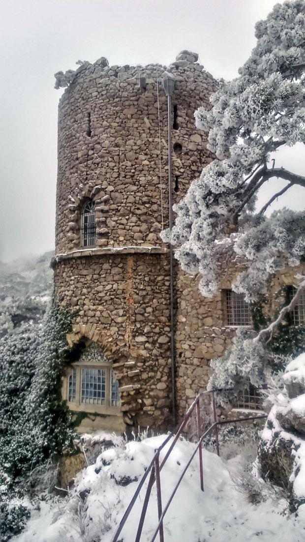 Kalenderberg Schwarzer Turm