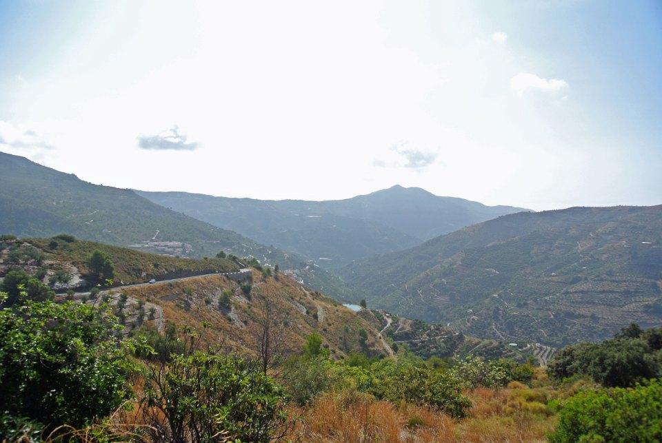 Nerja Andalusien