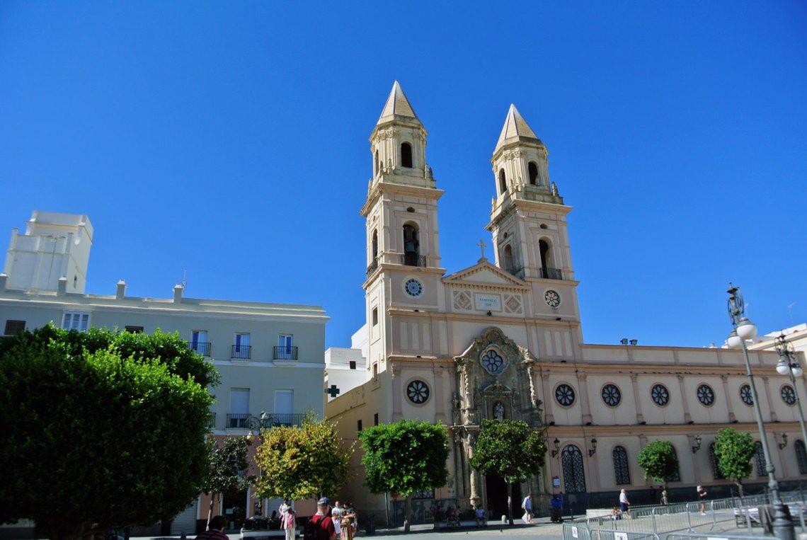 Cadiz in Andalusien, Spanien