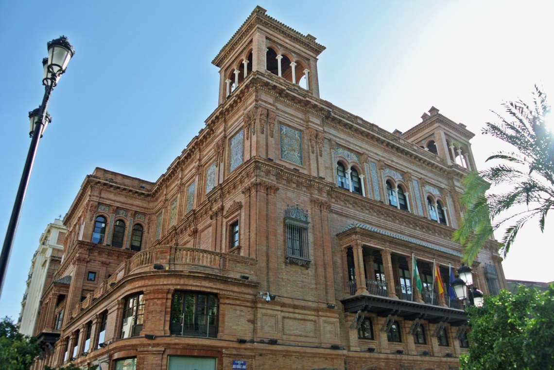 Sevilla in Andalusien, Spanien