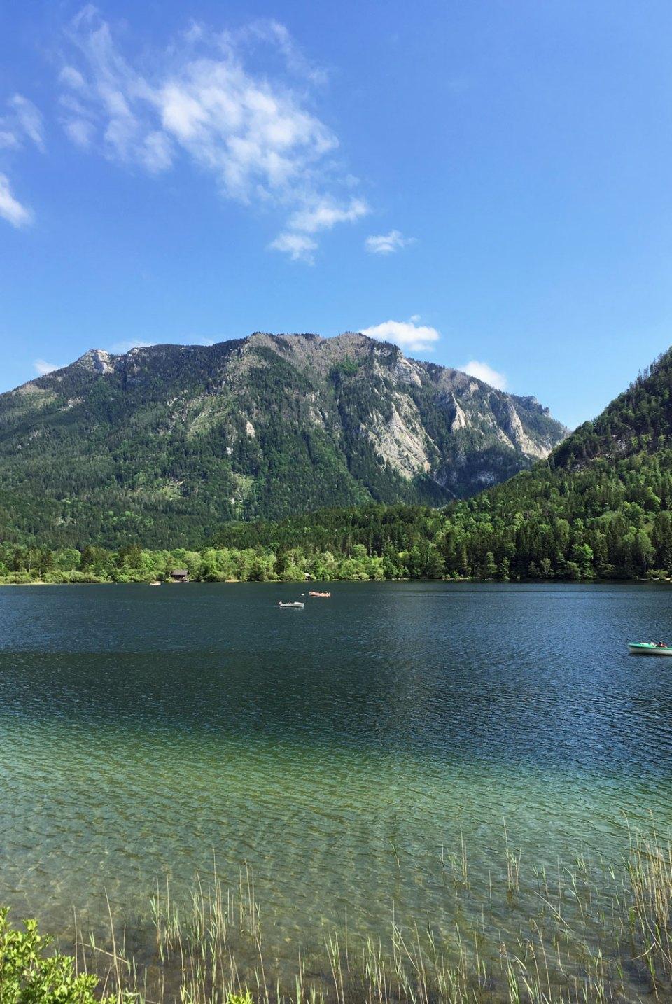 Lunzer See im Mostviertel