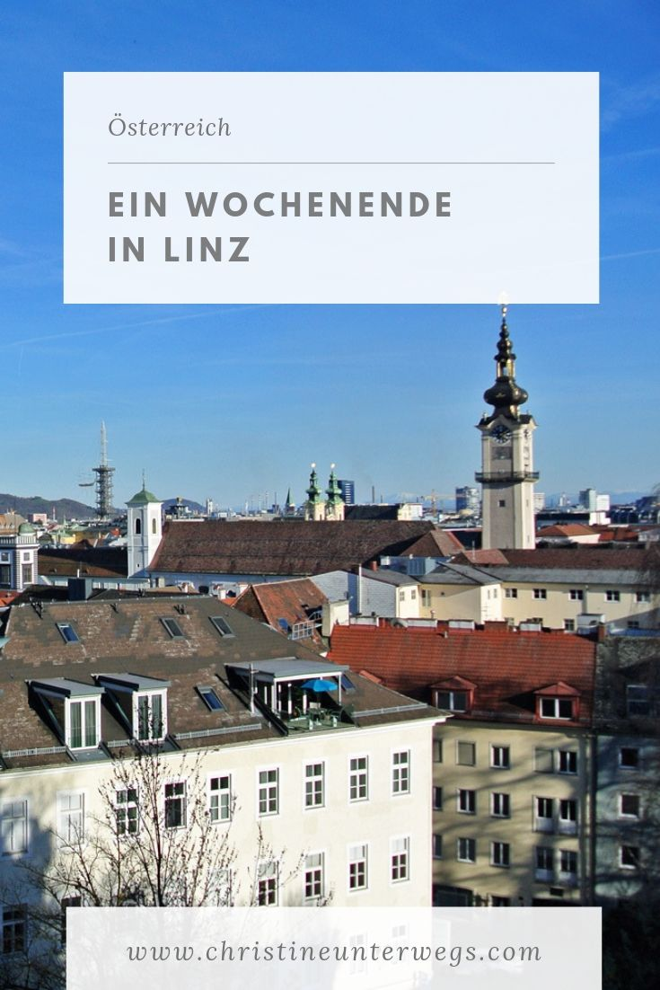 Tipps für ein Wochenende in Linz