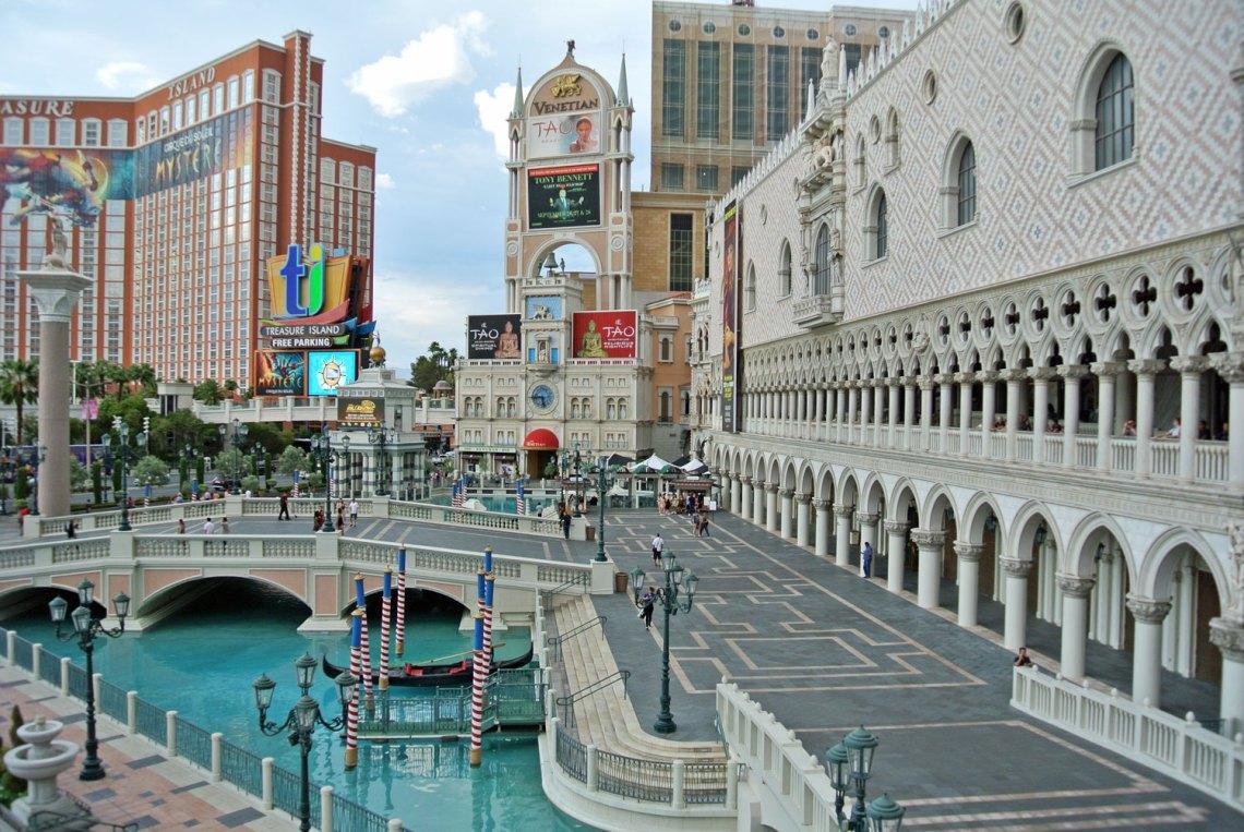 Venetien in Las Vegas