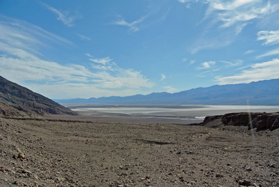 Death Valley im Südwesten der USA