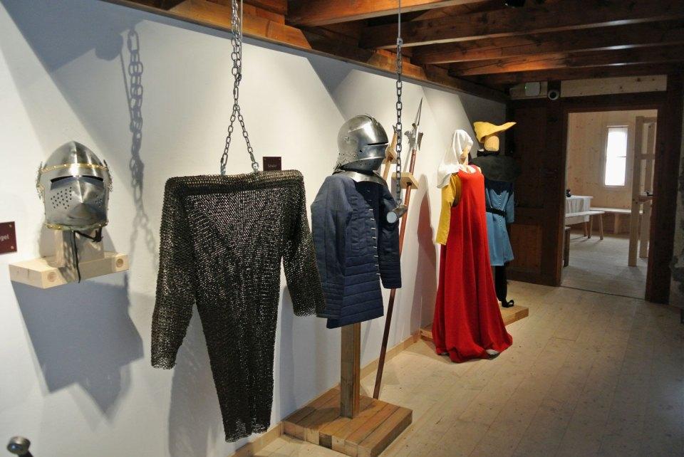 Ausstellung Araburg