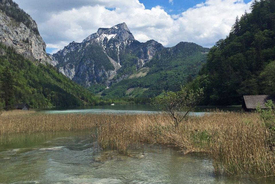 Leopoldsteiner See in der Steiermark