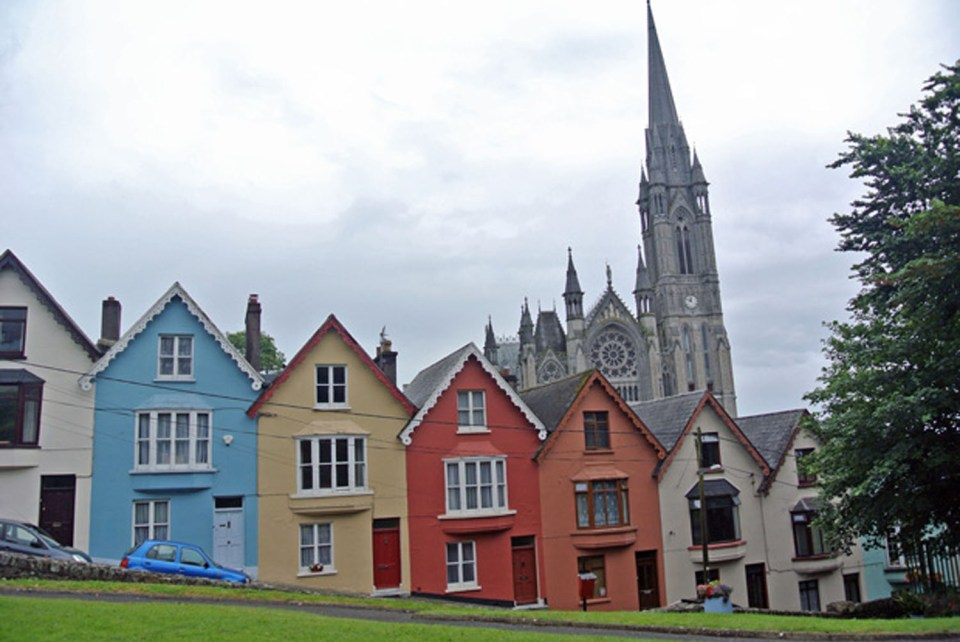 St. Colman Cathedral Cobh Irland