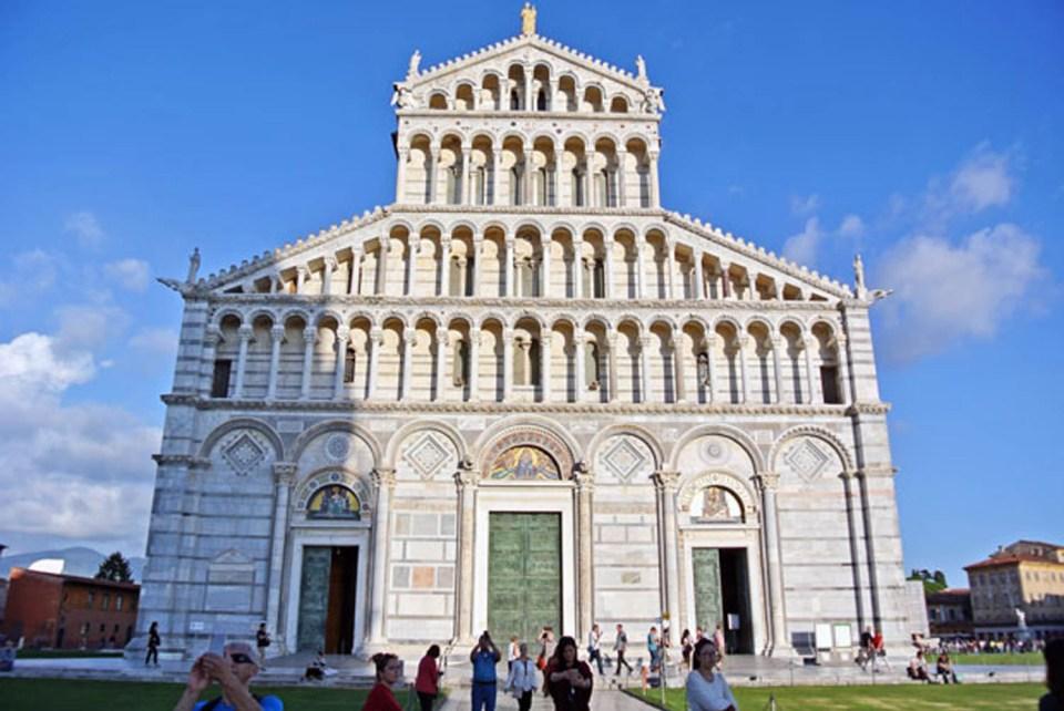 Dom Santa Maria Assunta Pisa