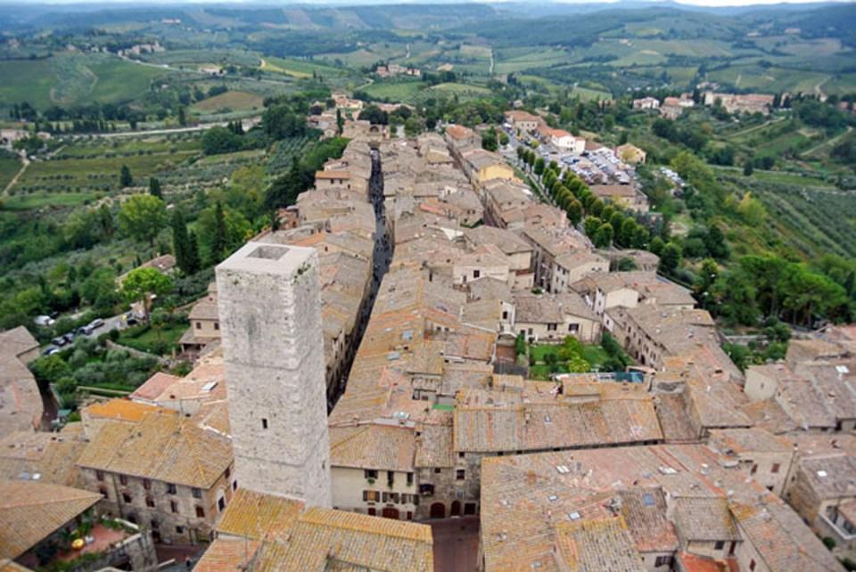 Torre Grossa San Gimignano