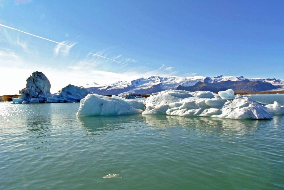 Jökulsárlón Island