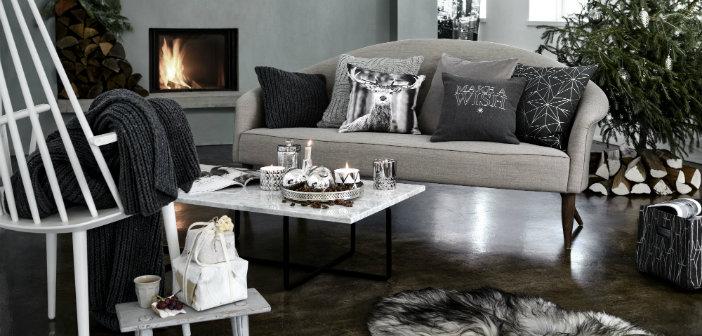 HM Home Kerst 2015 in 3 heerlijke stijlen
