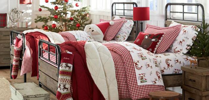 Je slaapkamer versieren voor kerst 25 ideetjes