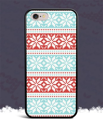 christmas-snow-flake-pattern-iphone-4-4s-5-5s-5c-6-6s-plus-7-samsung-galaxy-s3-s4-s5-s6-s7-edge-hoesje-case-1