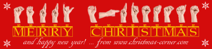 asl sign for merry christmas christmaswalls co - Asl Christmas