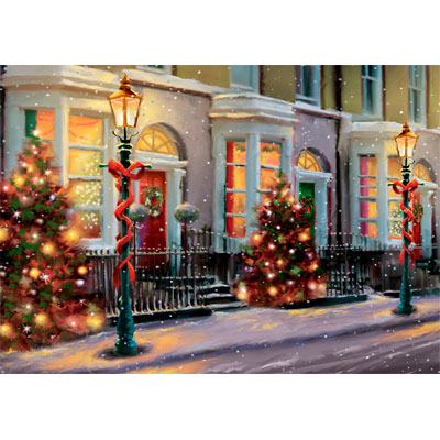 Personalised Christmas Cards From Promotional Choice
