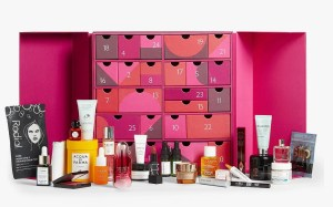 John Lewis advent calendar and products