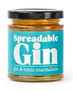 xmas gifts gin marmalade