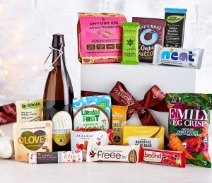momoafoods vegan Christmas products