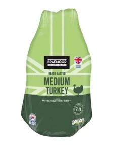 lidl xmas frozen turkey