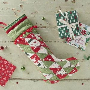xmas stocking fabric