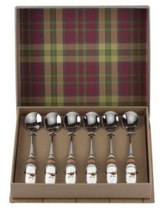 xmas day spoon set