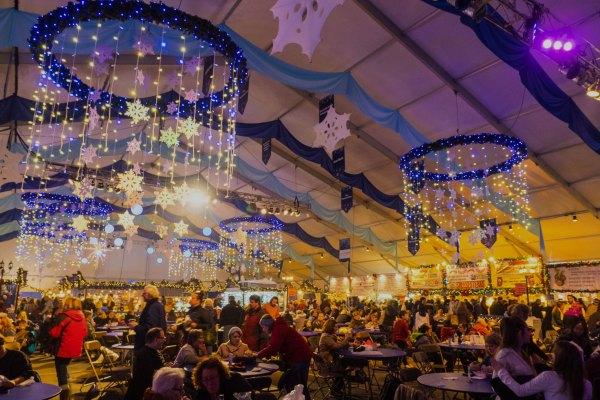 Christkindlmarkt Christmas City Bethlehem PA