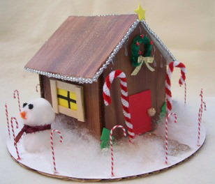 Gingerbread Craft Ideas From Christmas Decoration Crafts