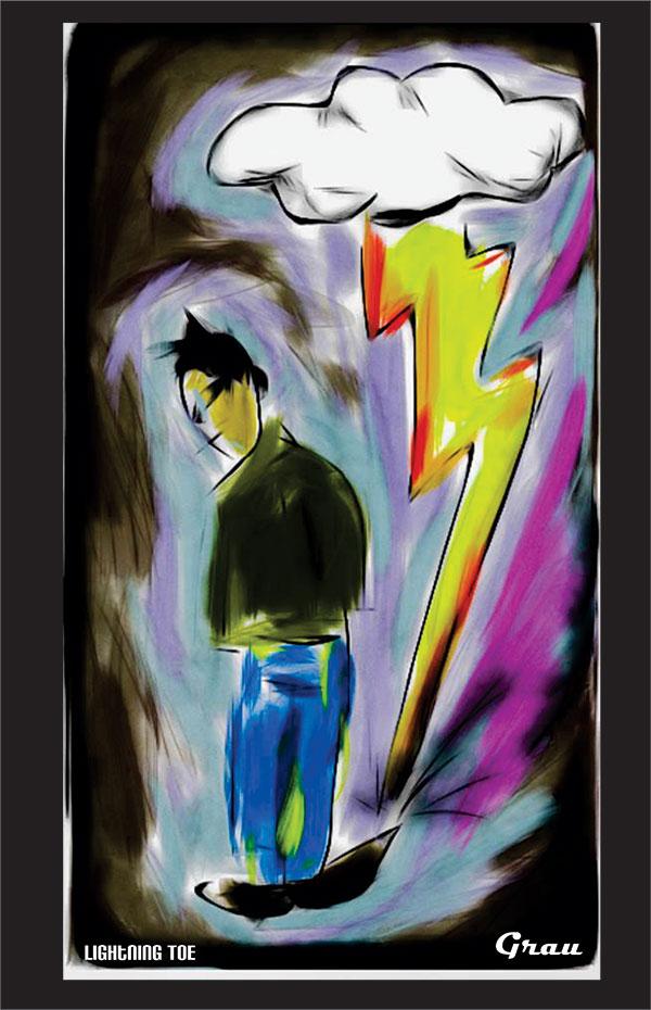 Lightning-Toe