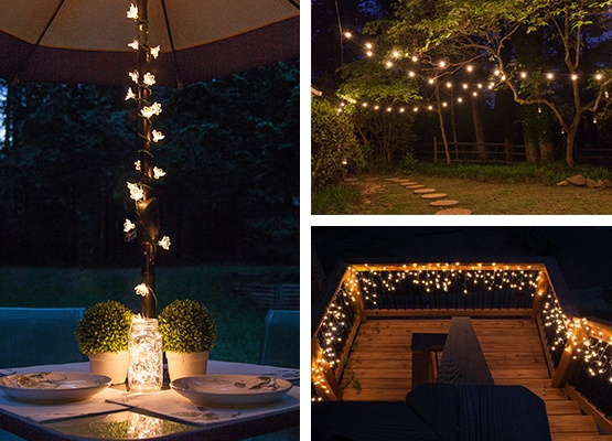 Outdoor And Patio Lighting Ideas