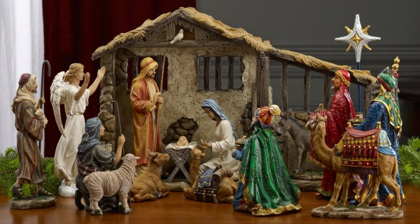Collectibles Nativity Sets & - Real Life Deluxe