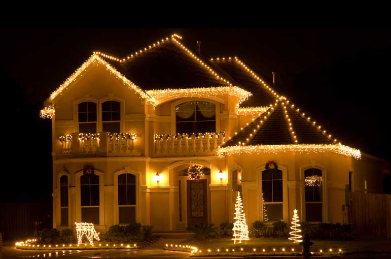 Top 10 Places See Christmas Lights