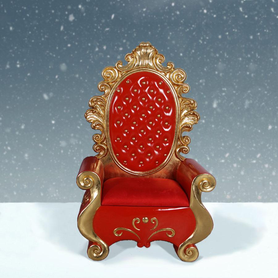 Heinimex Fiberglass Santa Throne 64in