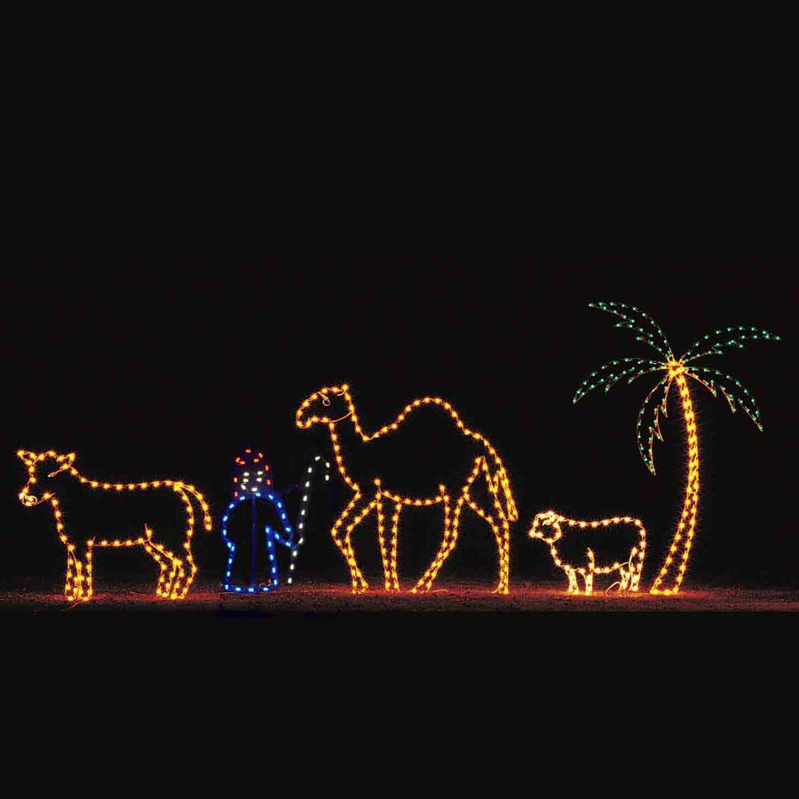 Led Animal Night Light