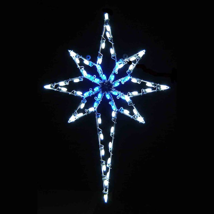 Large Christmas Tree Topper
