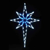 star of bethlehem christmas decoration ...