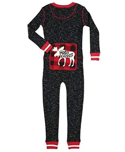 Volunteer Black and White Leopard Boys /& Girls Black Short Sleeve Romper Bodysuit Outfits for 0-24 Months