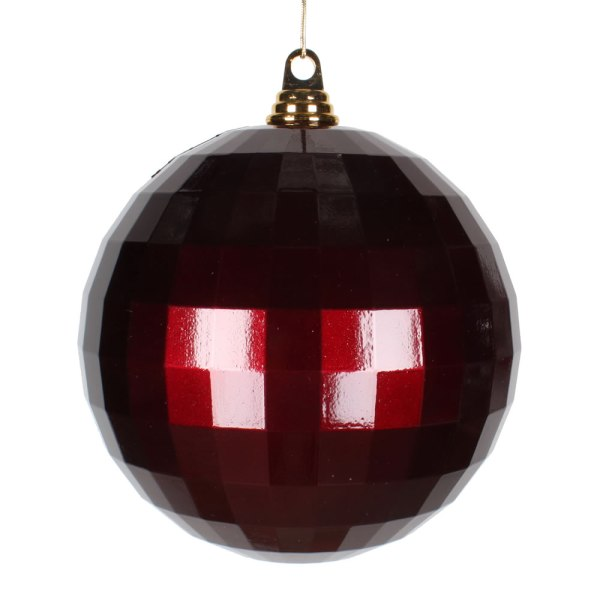 Christmas Ornaments - Mirrored
