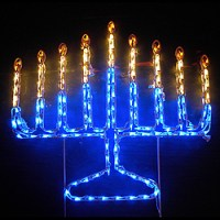 Lighted Outdoor Decorations - Lighted Religious ...