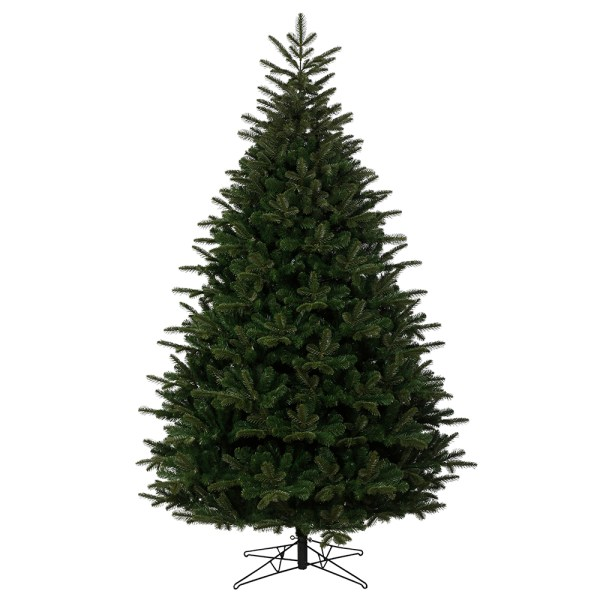 Artificial Christmas Trees - Unlit Giant 10 Foot Summit Noble Fir