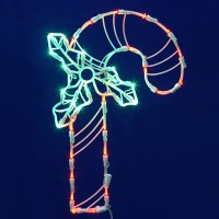 Lighted Outdoor Decorations - Christmastopia.com