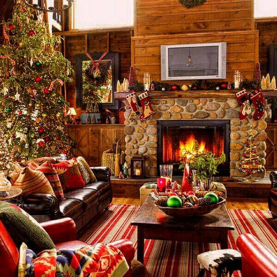ideas for decorating your living room christmas sheer cafe curtains 11 ways to make chic gift