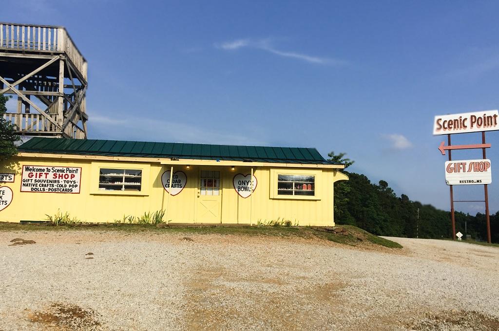 Scenic Point, Jasper - Road Trip - 26 Places to Visit in Arkansas - Christobel Travel